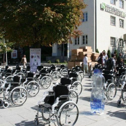 Ujë Rugove është partner kryesor i projektit 'Kosova Cap Project'