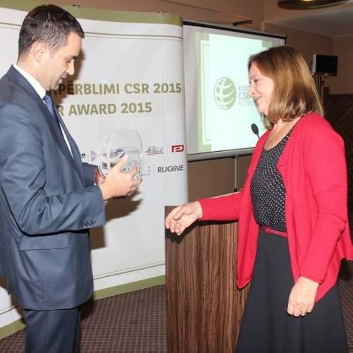 Kampanja ''1 Like 10 cent'' fiton çmimin e parë në CSR