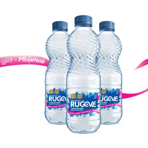 Korporata Rugove me kampanjë vetëdijesimi për kancerin e gjirit